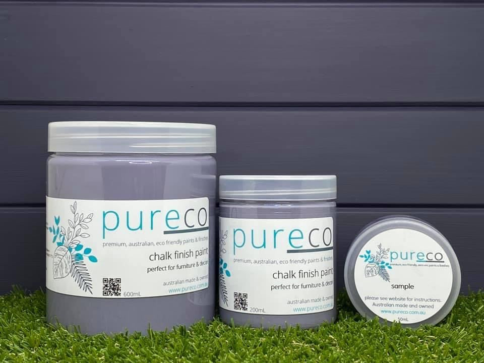 Chalk Finish  - Periwinkle