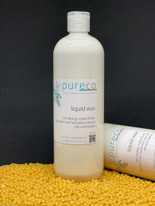 Pureco Liquid Wax