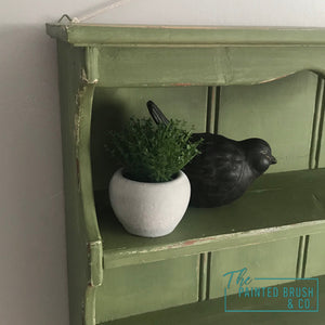 Olive Country Kitchen Shelf