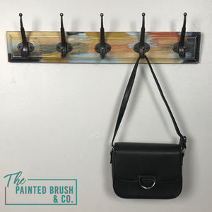 Boatwood Coat Rack