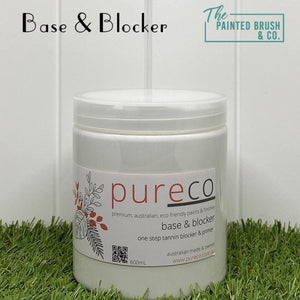 Pureco Base & Blocker - GREY