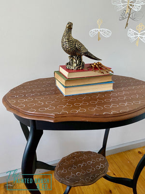 The Boy Who Lived End Table