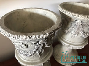 Vintage Decorative Urns
