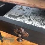 Handmade Hall Table