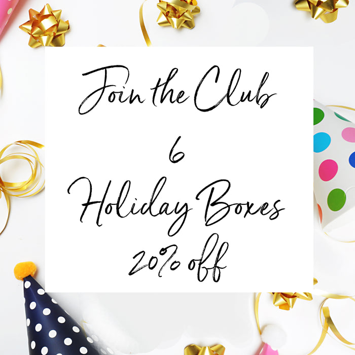 Holiday Box Club