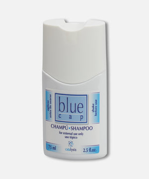Load image into Gallery viewer, Blue Cap Shampoo 75/150 ml