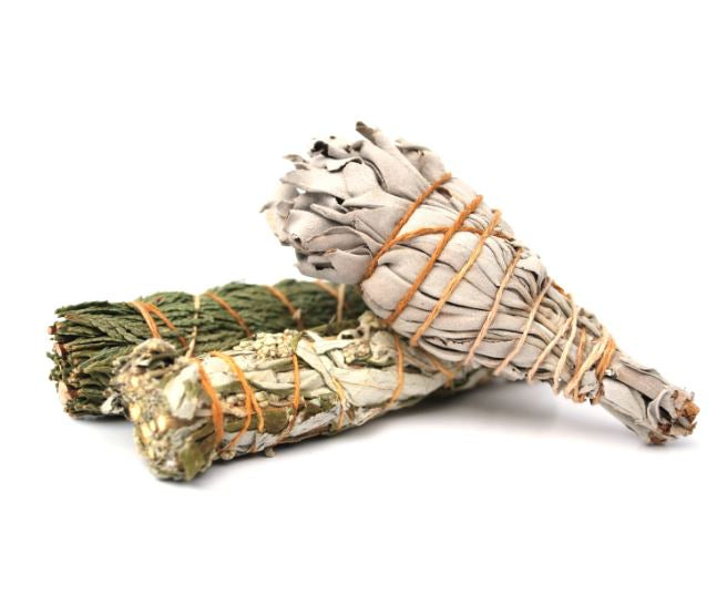 What is Californian White Sage smudging?