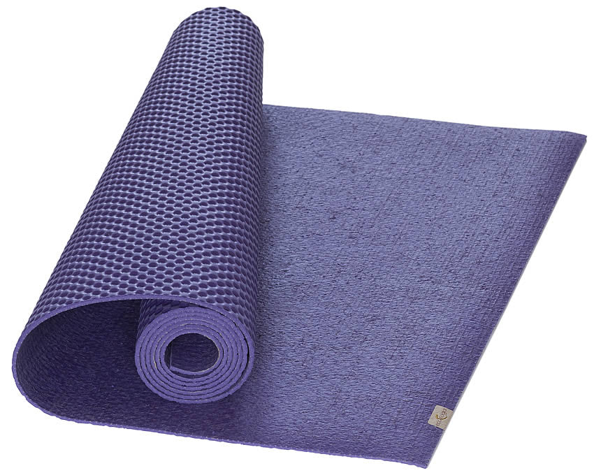 ecoYoga Jute and Natural Rubber Mat 6mm