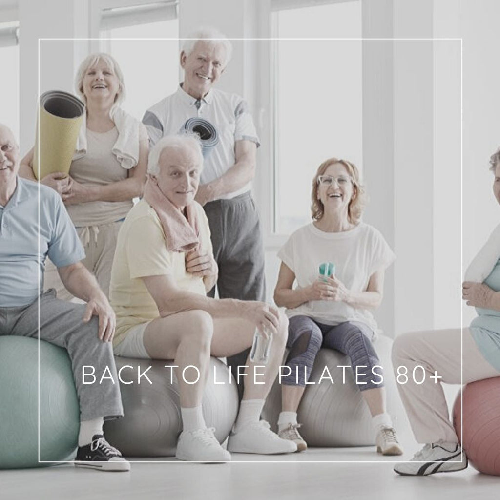 Back To Life Pilates 80+