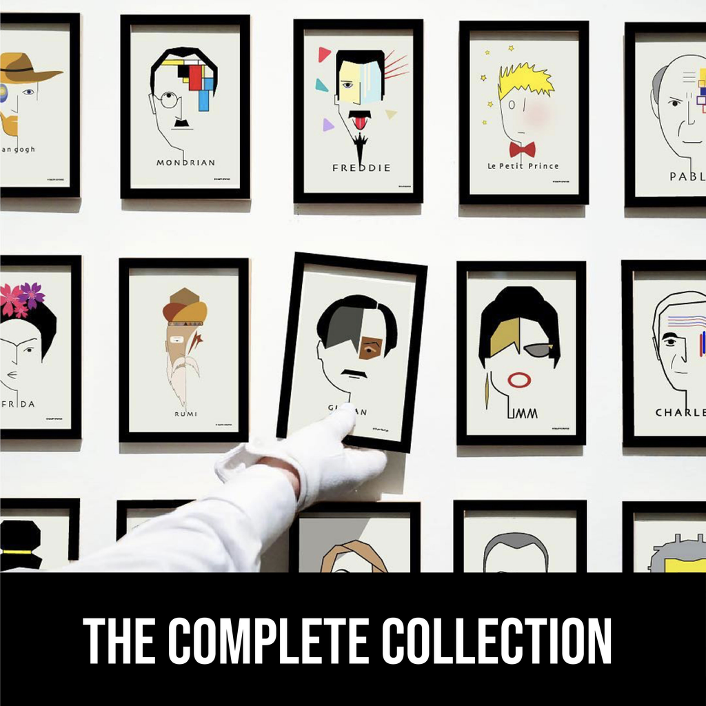 The Complete Art Collection