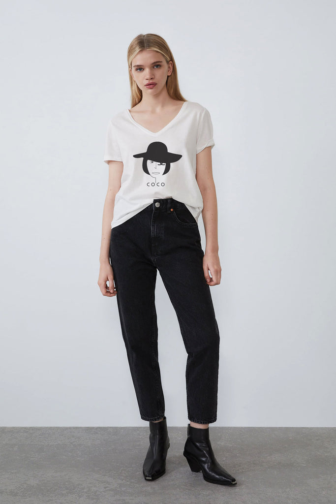 Coco Chanel T-shirt