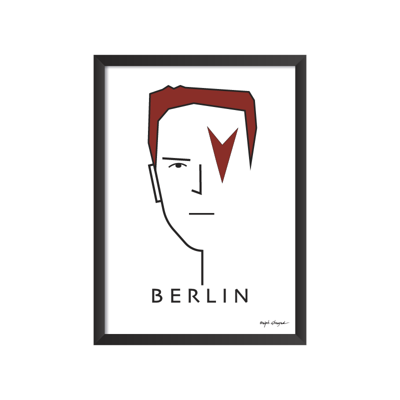 Berlin Art Frame