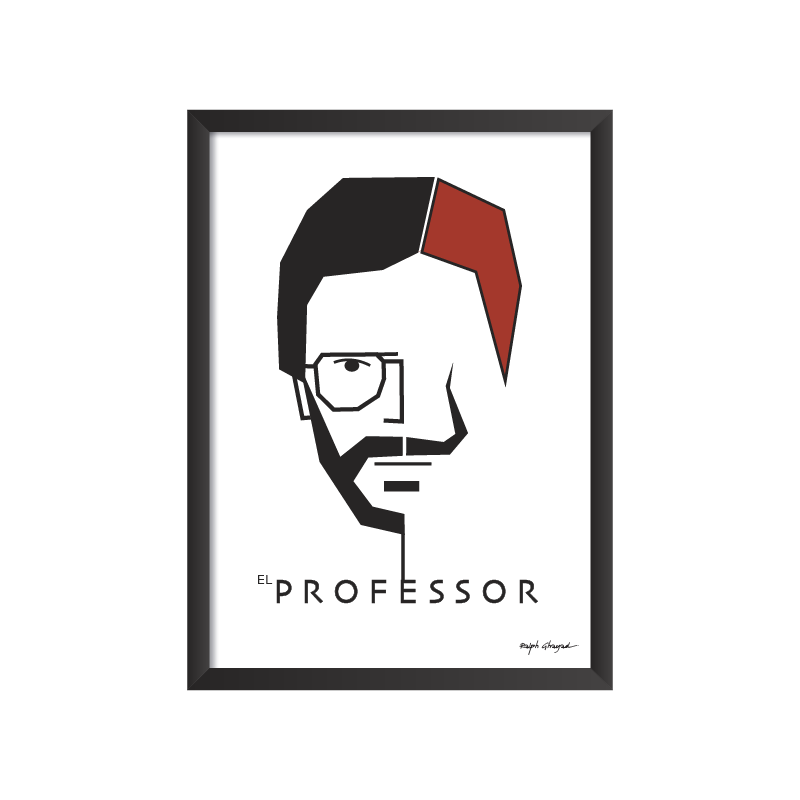 El Professor Art Frame