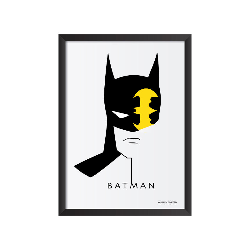 Batman Art frame