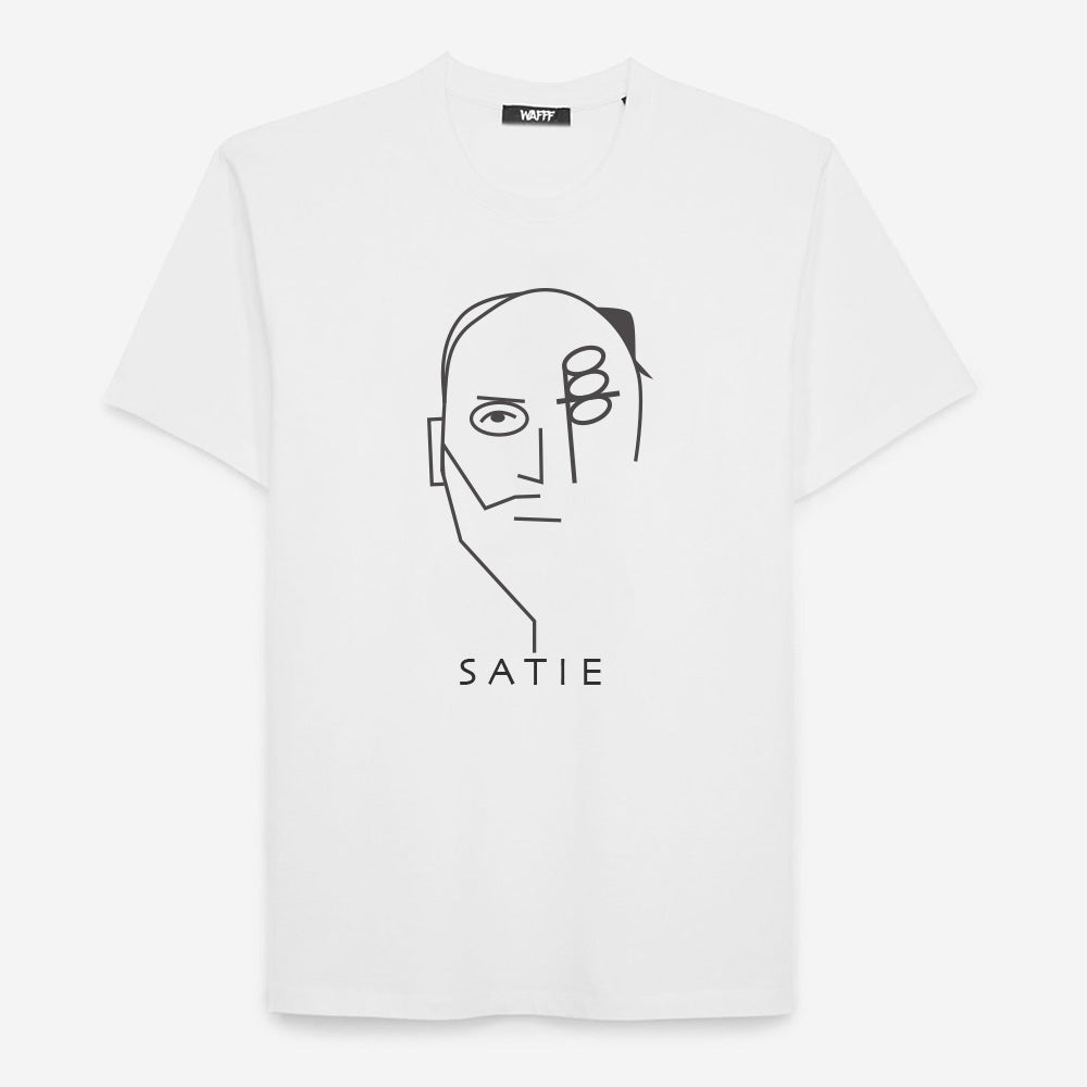 Erik Satie T-shirt