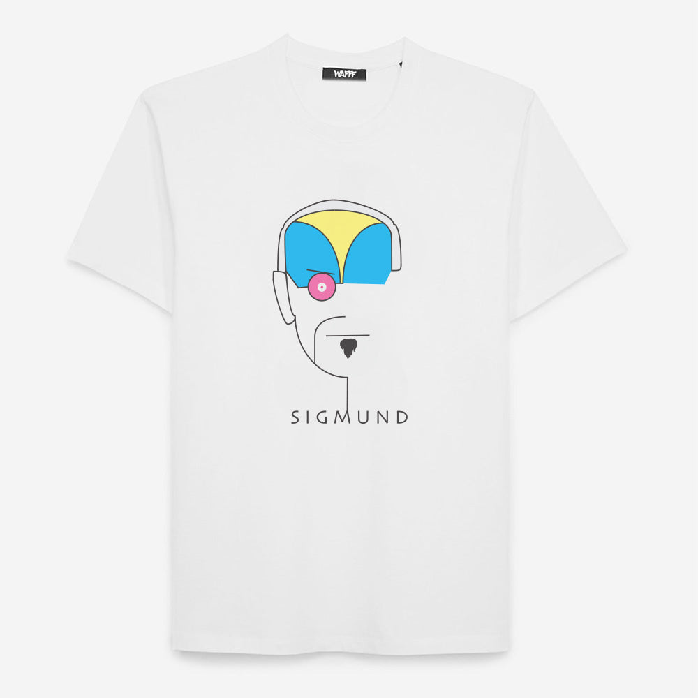 Sigmund Freud T-shirt