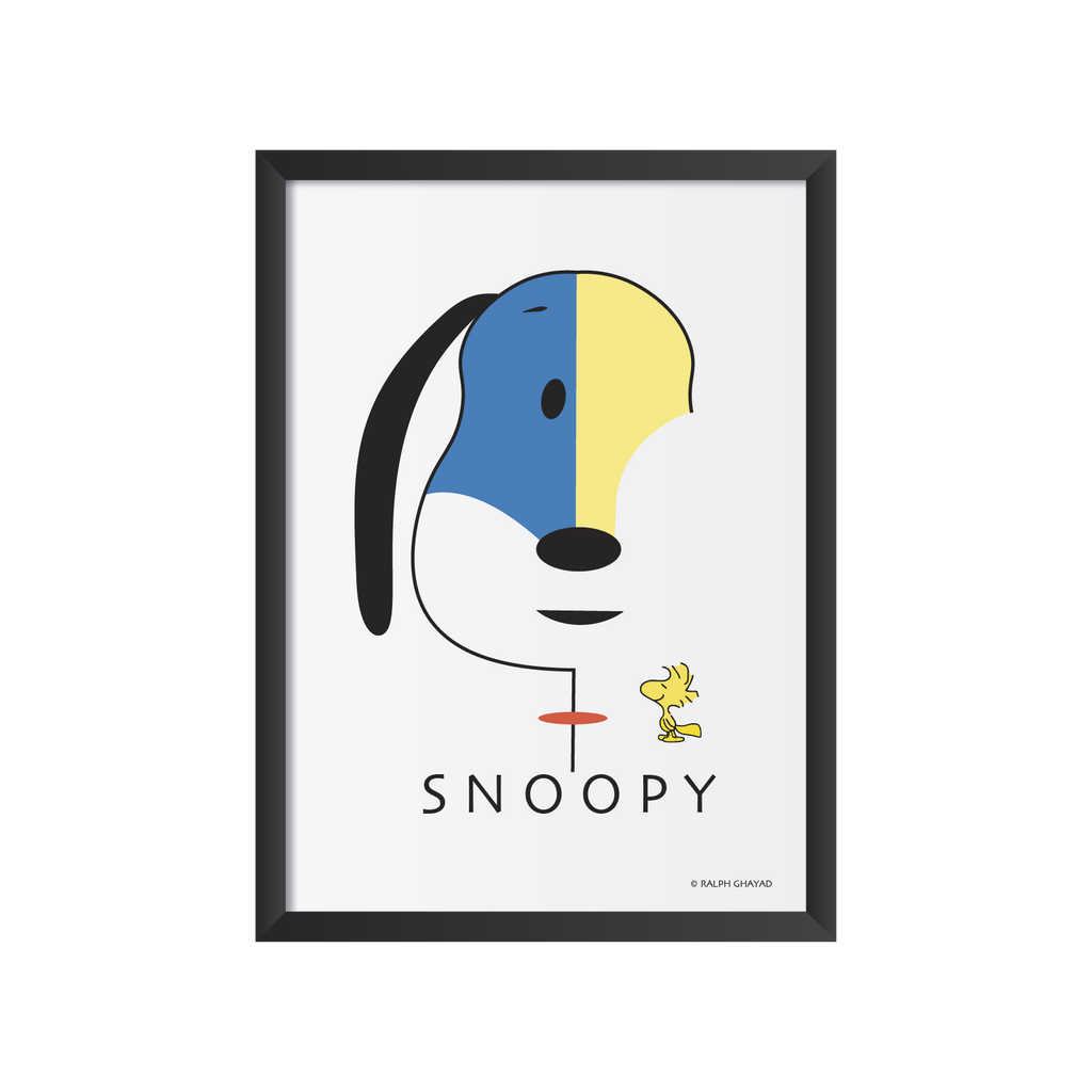 Snoopy Art Frame