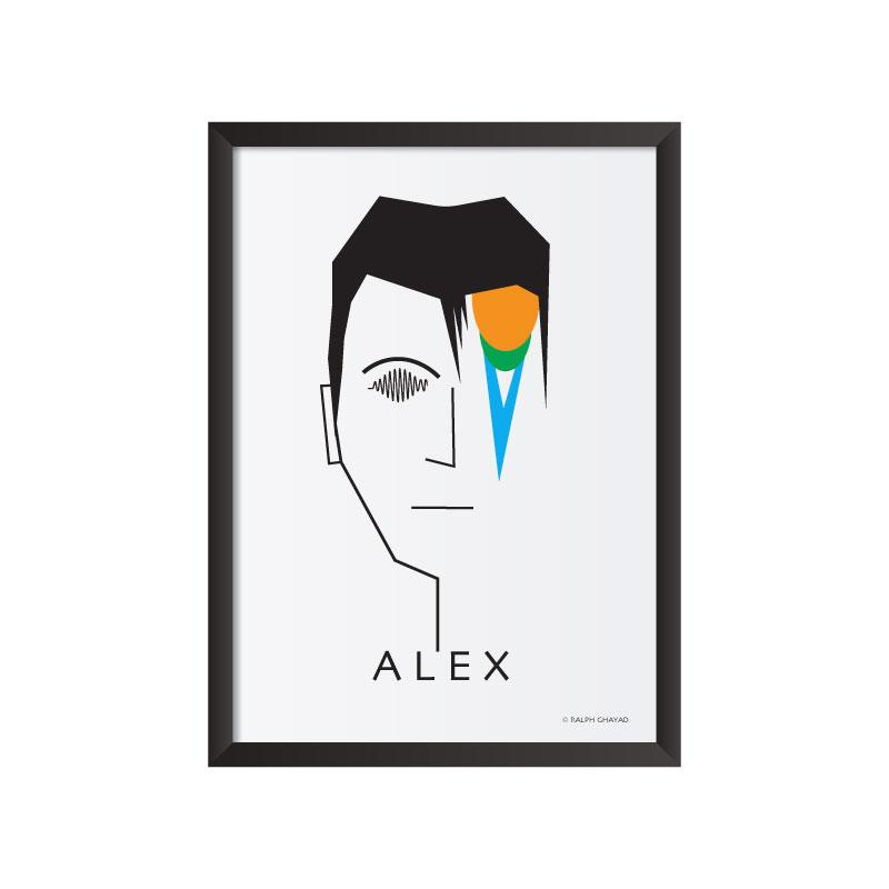 Alex Turner Art Frame
