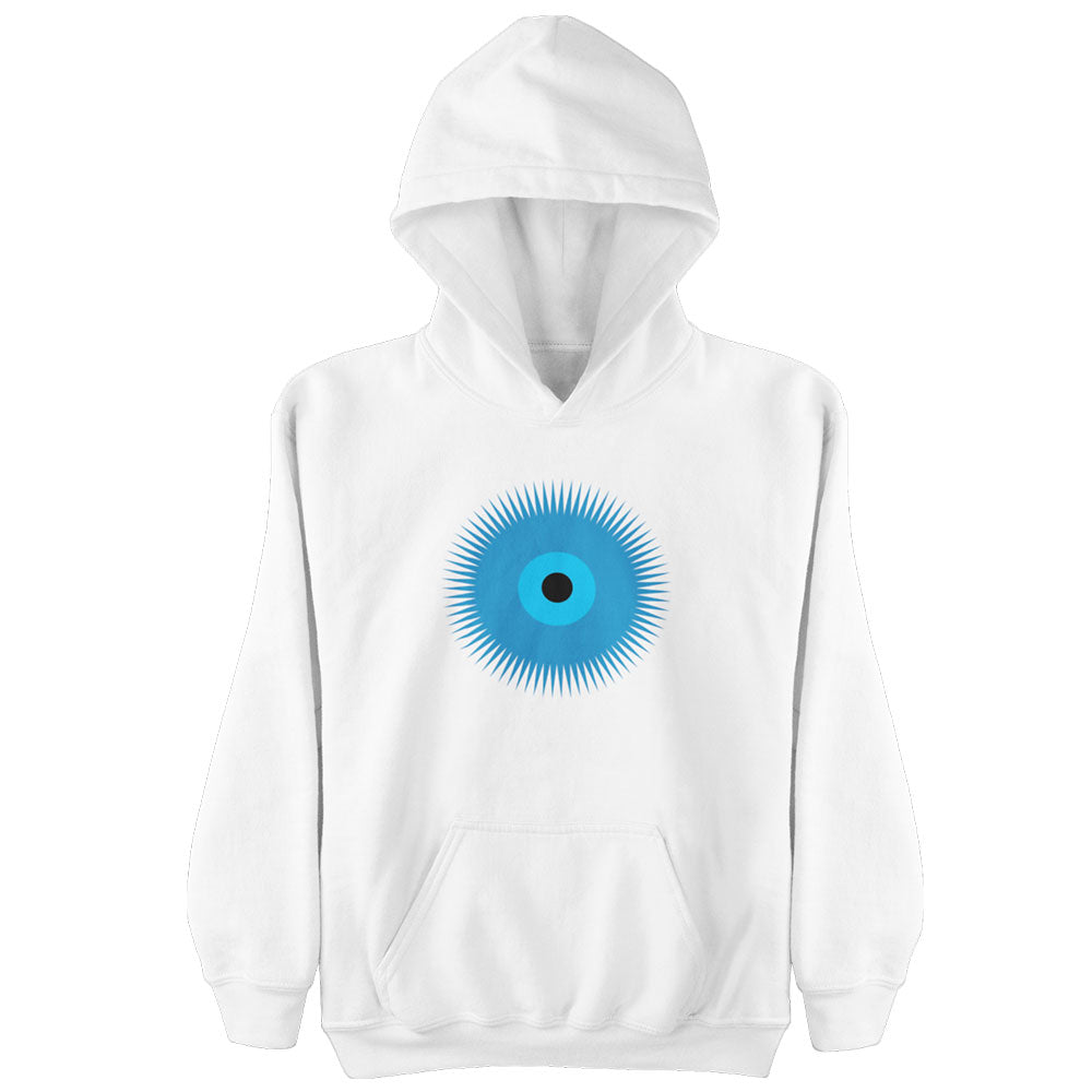 Nature is blooming White Hoodie
