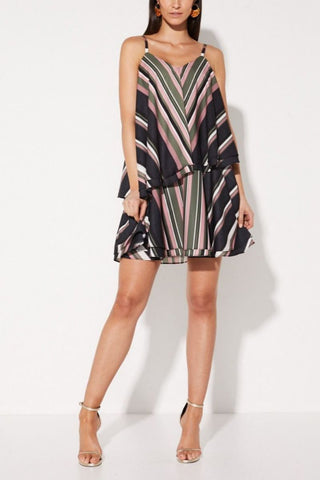 Miller Mini Dress with Sash