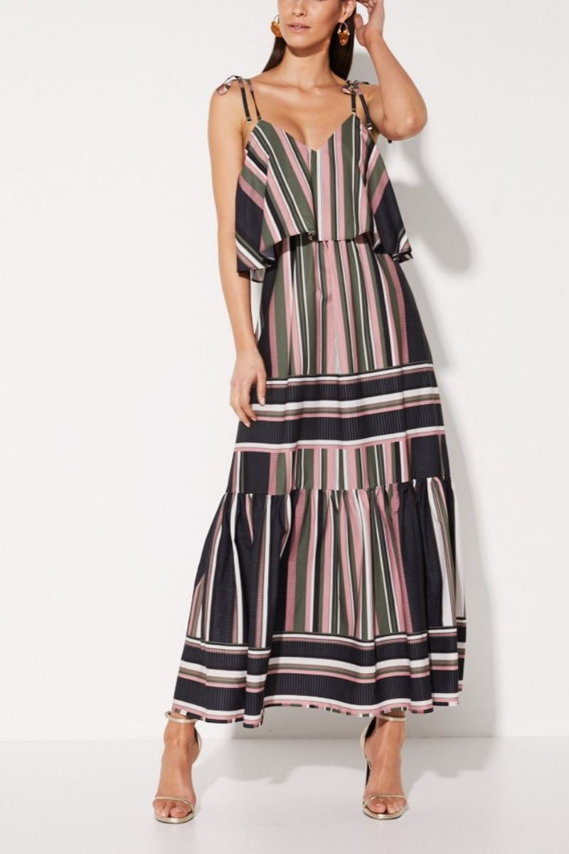 The Sunset Amor Maxi Dress