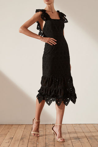 Beautiful Harmonies Knit Dress