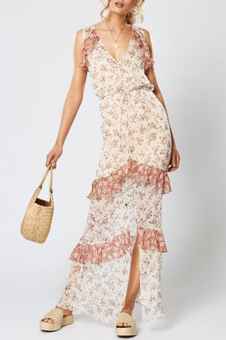 Filigree 3/4 Dress