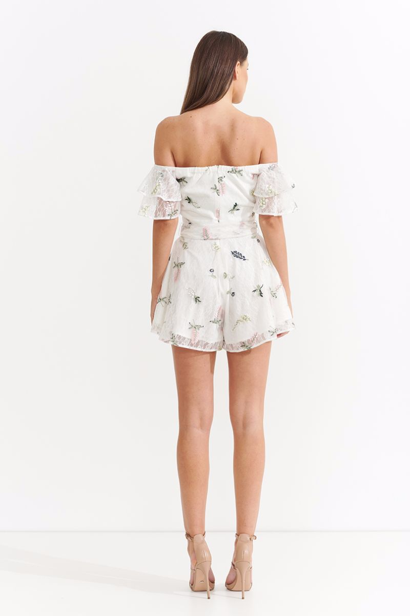 Botanical Crush Romper