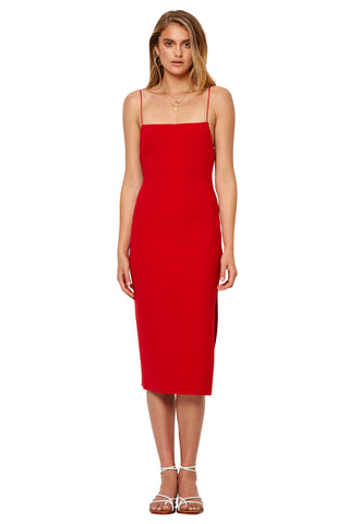 Schiffer Bustier Midi Dress