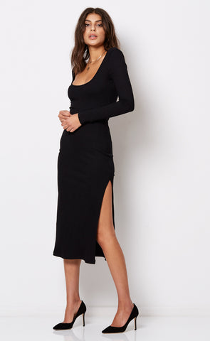 Chico Long Sleeve Mini Dress