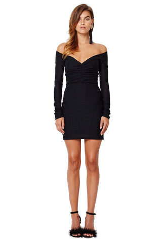 Cle'mence Mini Dress