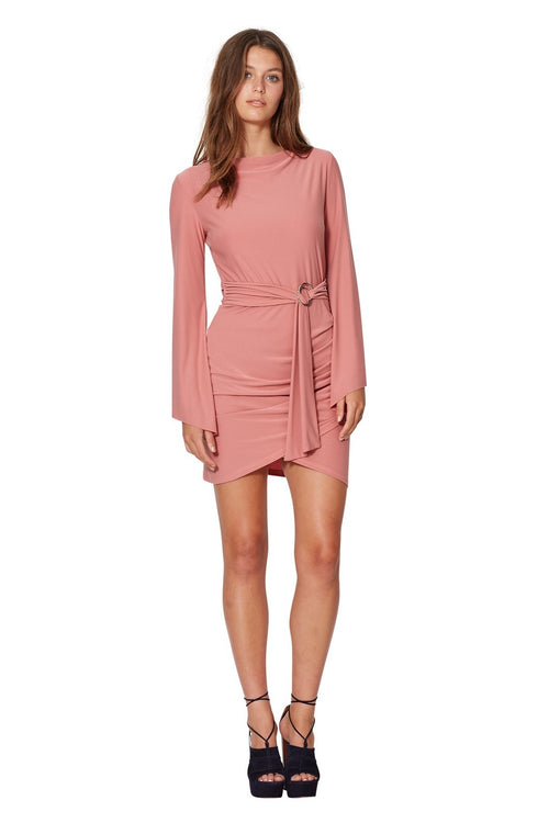 Tuberose Long Sleeve Dress