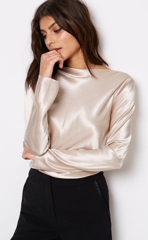 The Dialect Flared Sleeve Top