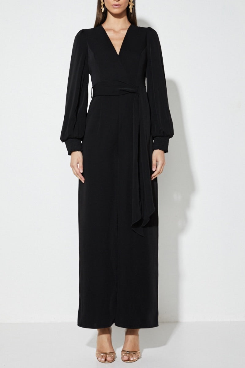 Dark Was the Night Jumpsuit