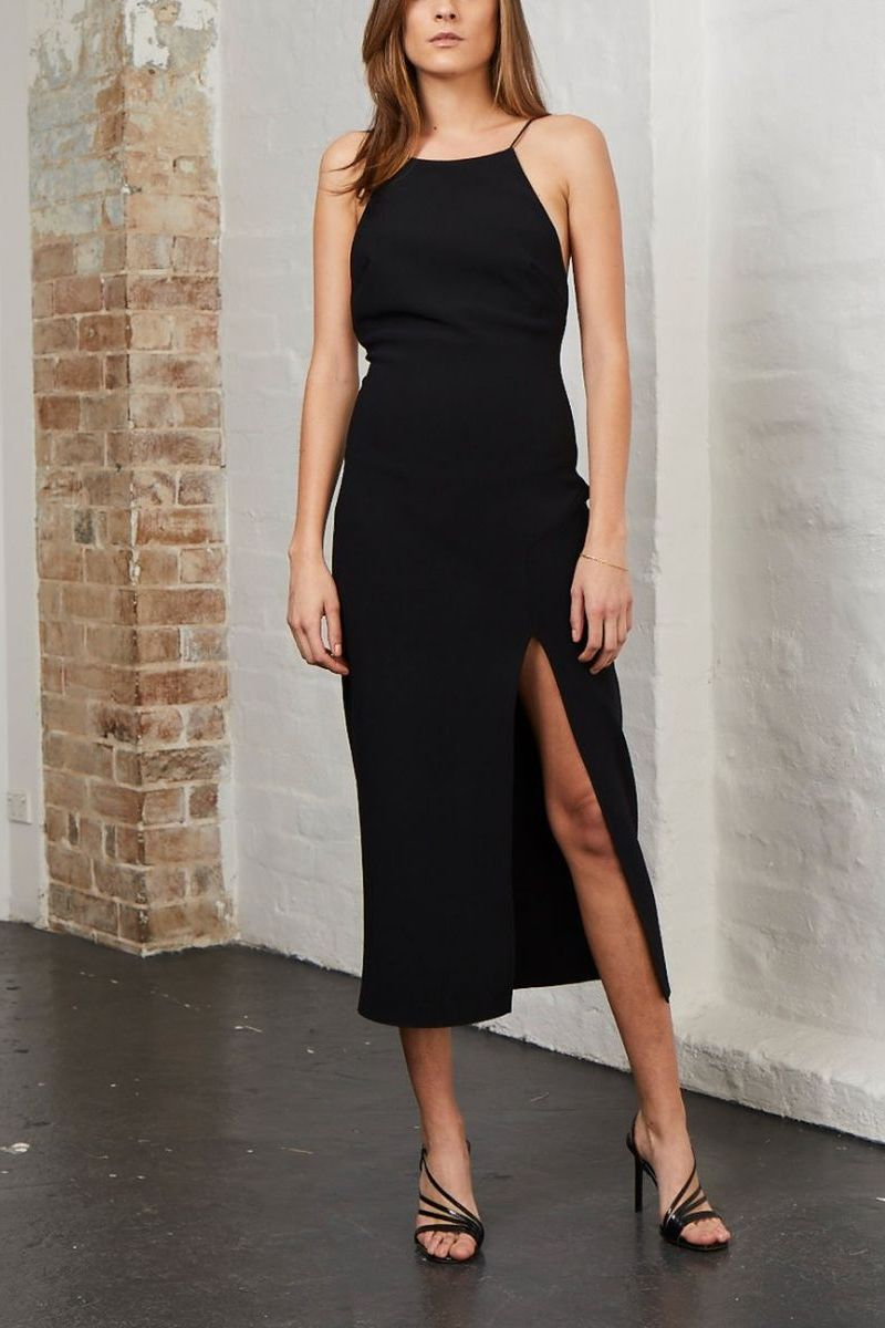 Margaux Low Back Dress