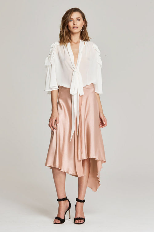 Love Awake Skirt - Bronze