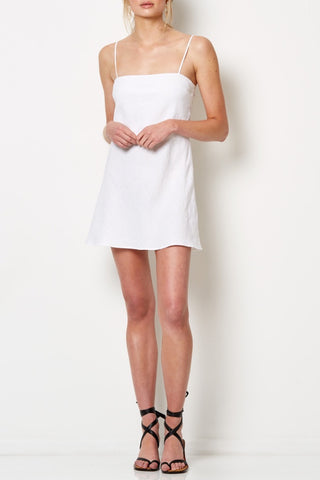 La Nina Draped Cocktail Dress