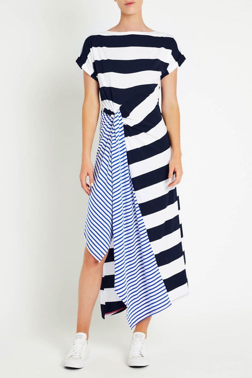 Stripe Out Dress