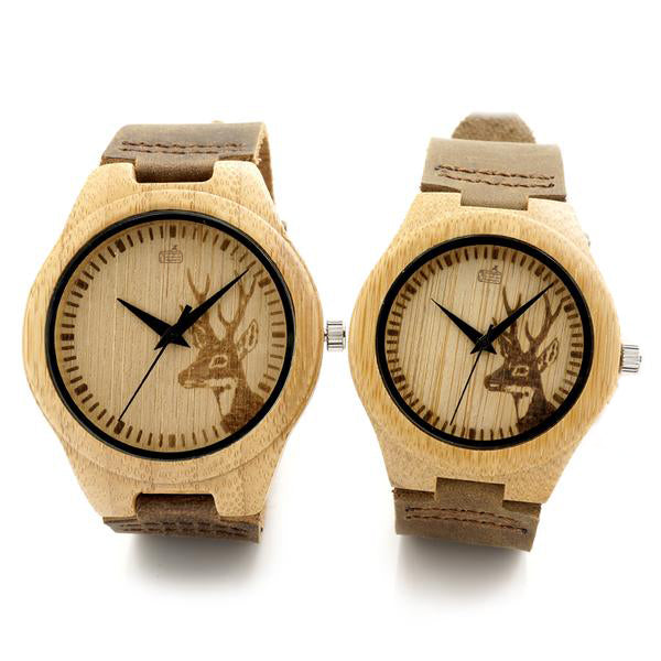 The Deer | Bamboo Watch
