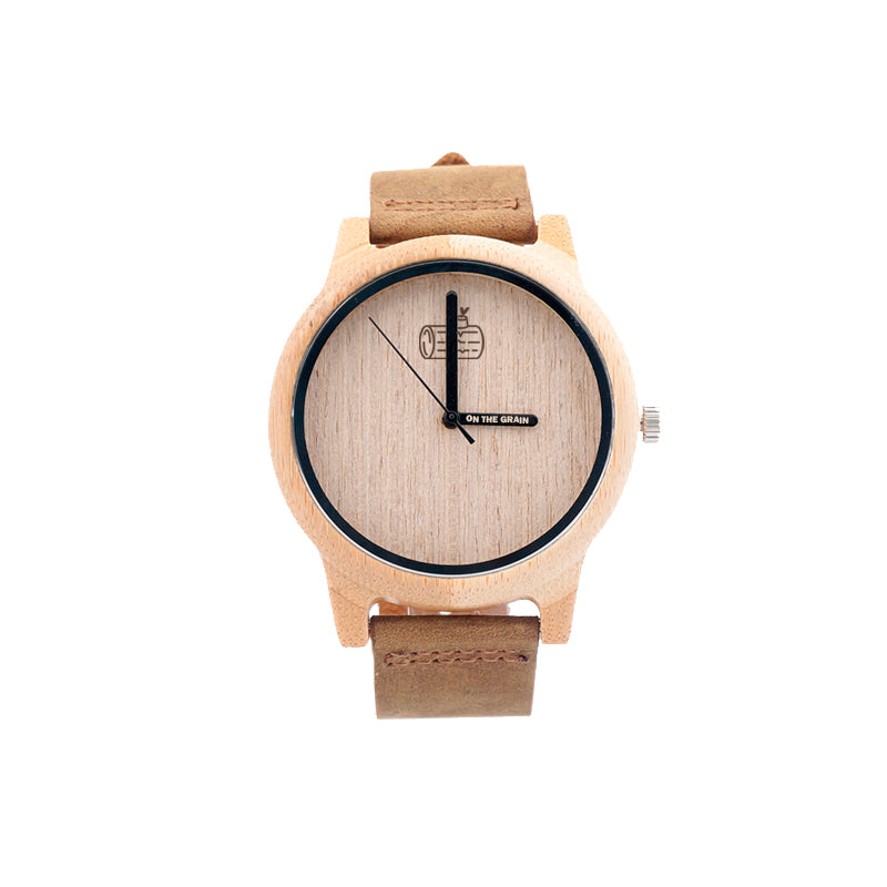 The Grain | Bamboo Watch