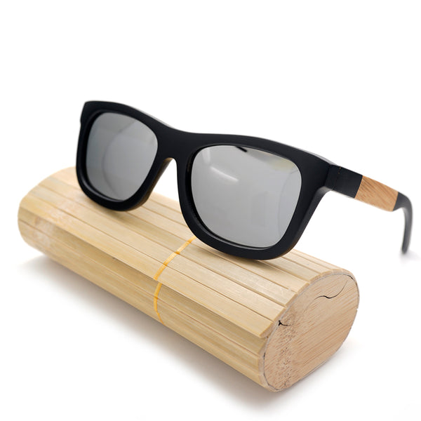 Framed | Bamboo Sunglasses