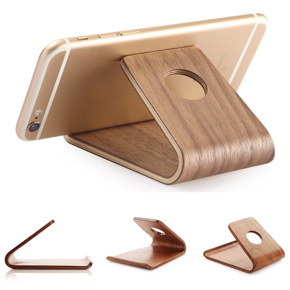 The Portable | Bamboo Charging Dock