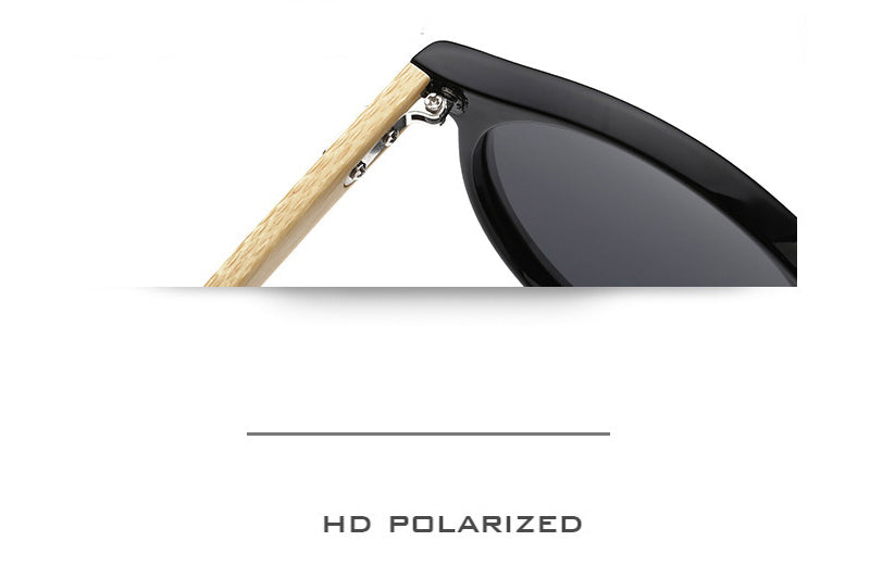 Double Dot | Bamboo Sunglasses [4 Styles]