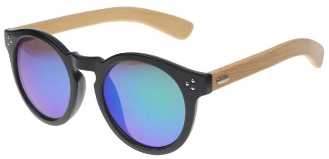 Triple Dot | Bamboo Sunglasses [5 Styles]