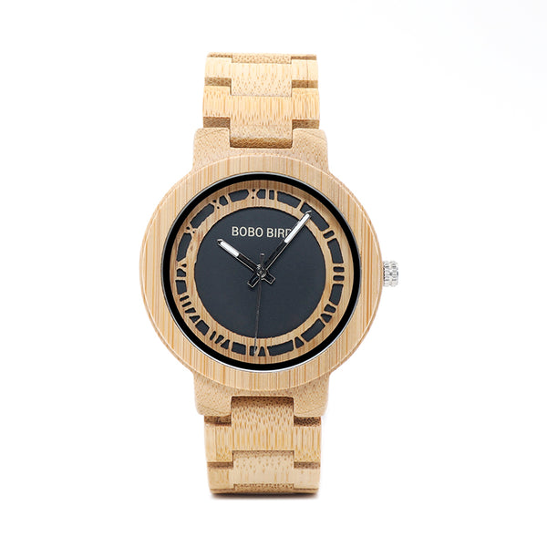 The Timeless | Bamboo Watch
