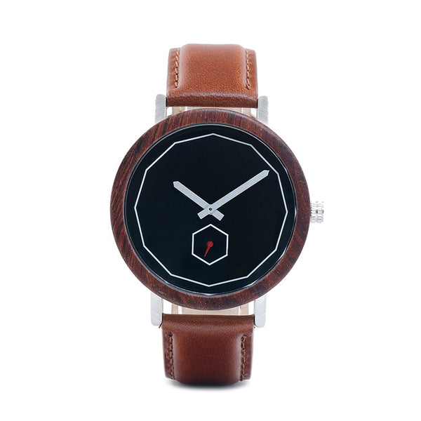 The Faceless Rose | Rosewood Watch