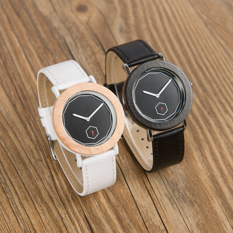 The Faceless | Wooden Watch [2 Styles]