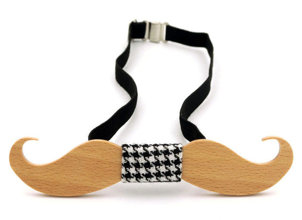 The Stash | Wooden Bow Tie