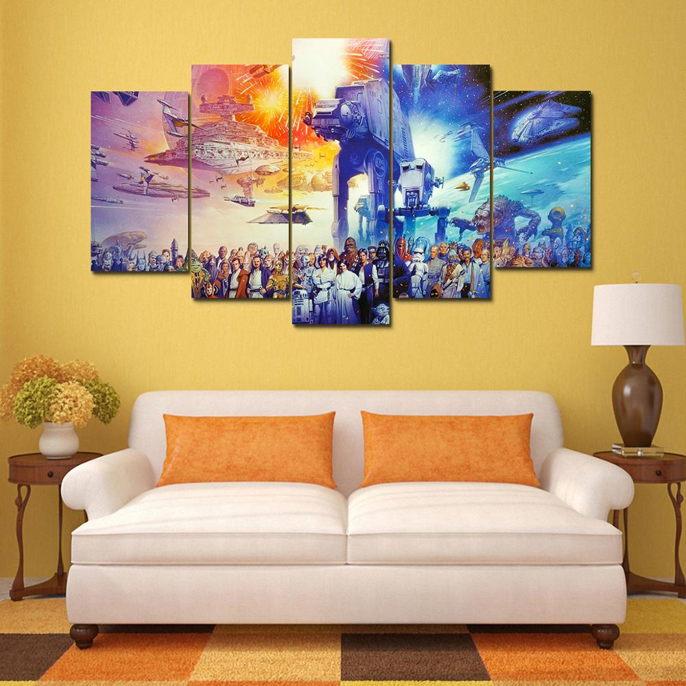Excellent Family Wall Art Canvas Gallery - The Wall Art Decorations ...