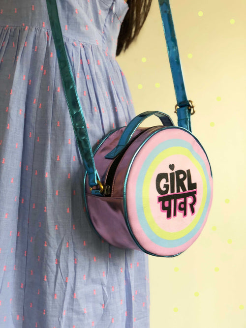 GIRLPOWER - SLING BAG